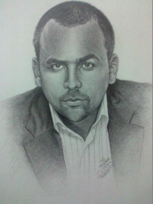 Youssef Al Hosseiny by MaNaR